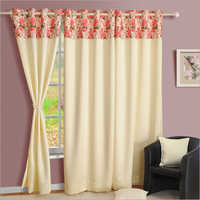 Ivory Rose Blackout Curtains