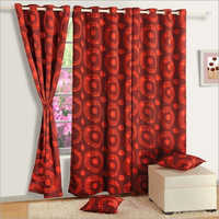 Red Galaxy Sigma Curtains