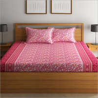 Vibrant Tradition Bed Sheet