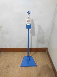 Foot Press Hand Sanitizer Stand