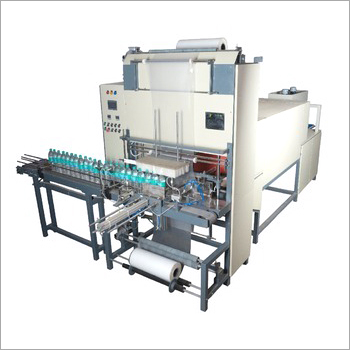 Mineral Water Shrink Packaging Machine