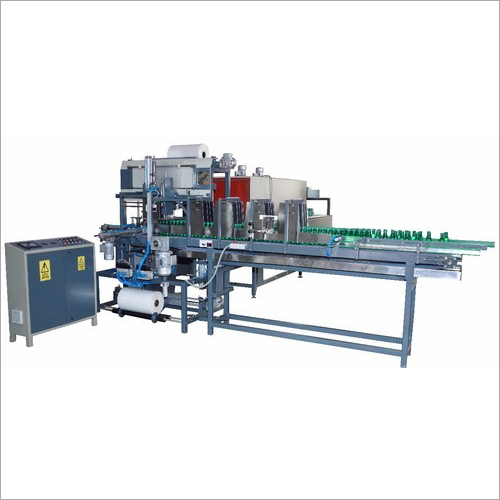 Automatic Shrink Packaging Machine