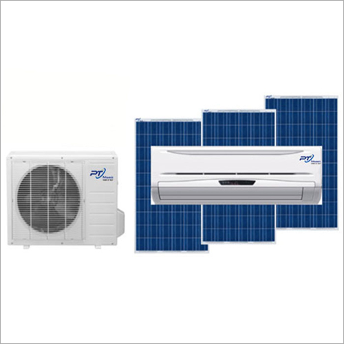 2 Ton Solar Air Conditioner