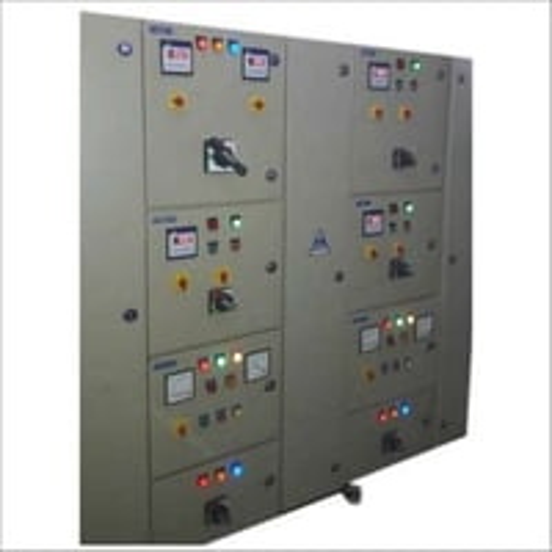 Industrial Pump Control Panel