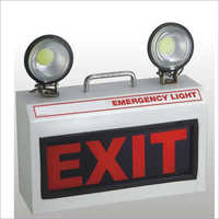 Wall Mounted LED Emergency Light
