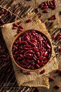 Fresh Red Kidney Beans