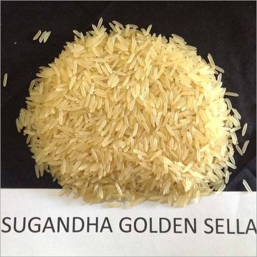 Sugandha Golden Sella Rice