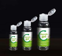 Antiseptic 99.9% efficient 75% alcohol Private Label Hand Sanitizer