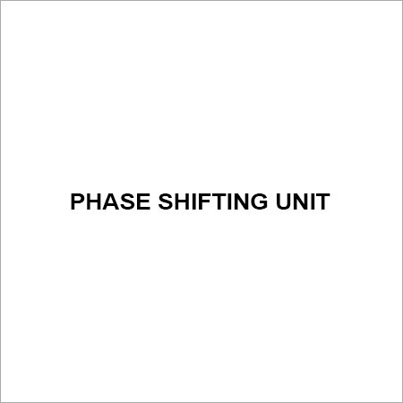Phase Shifting Unit