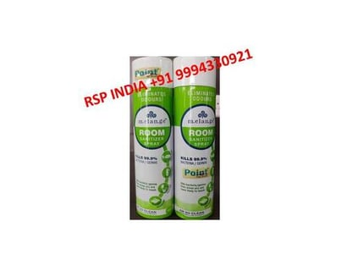 Melange Room Sanitizer Spray