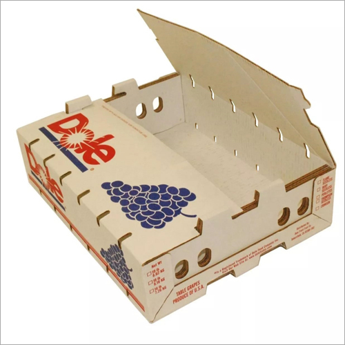 Customized Printed Corrugated Packaging Box