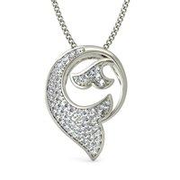 silver 92.5 pendant
