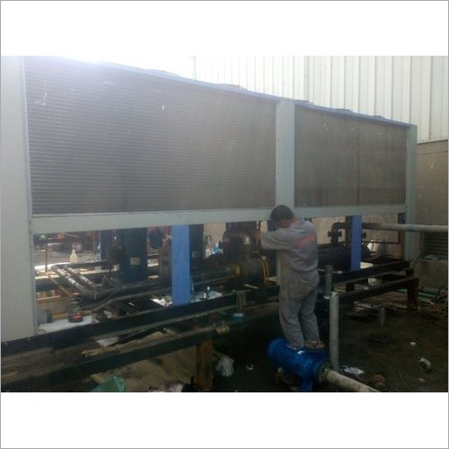100 TR Air Cooled Chiller