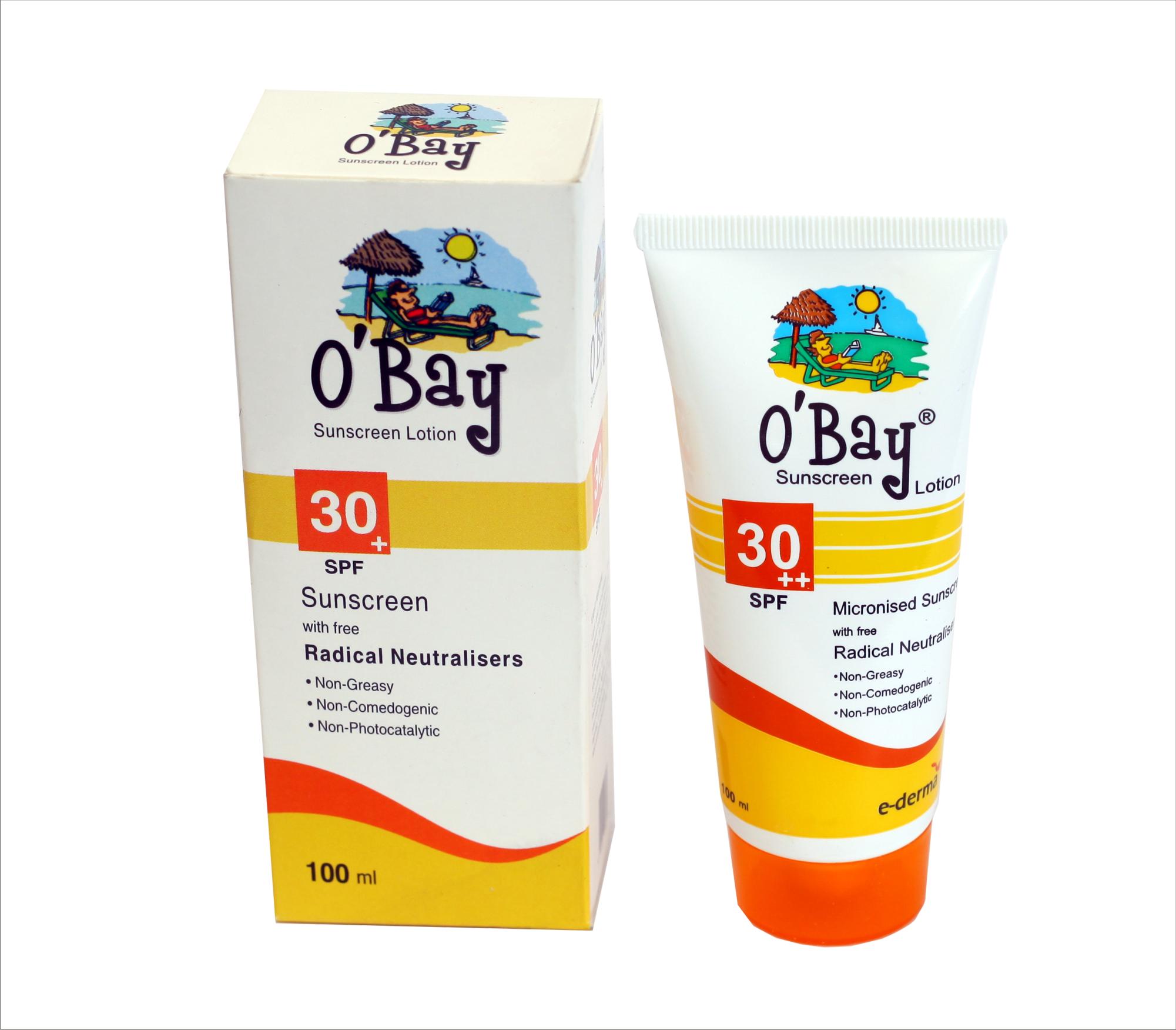 Sunscreen Range