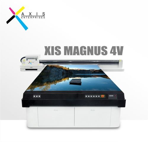 UV FLATBED CD BOX PRINTING MACHINE
