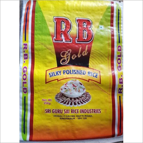25kg Silky Published Rice