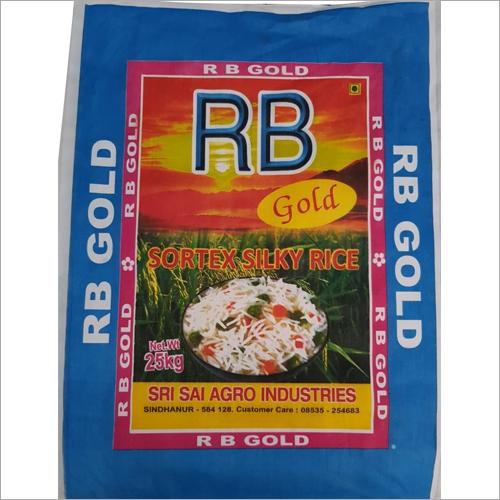 Sortex Silky Rice