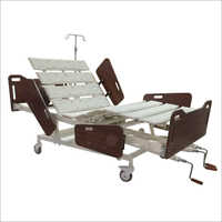 Manual Three Function ICU Smart Bed