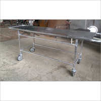 Stainless Steel Full Stretcher