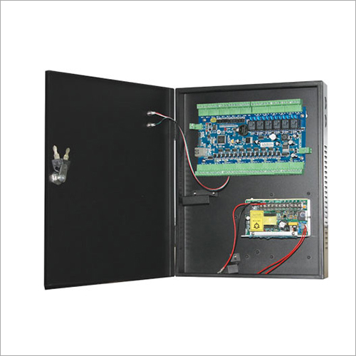8 Reader Ethernet Controller Multi Door Access Controller