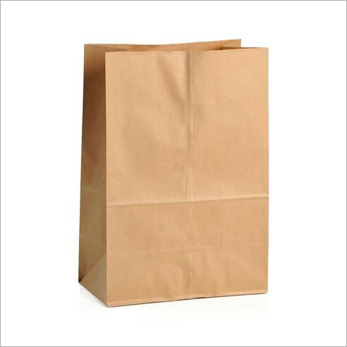 Plain Paper Pouch Bag