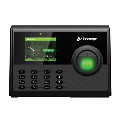 IP(Ethernet & USB) Fingerprint Biometric Device