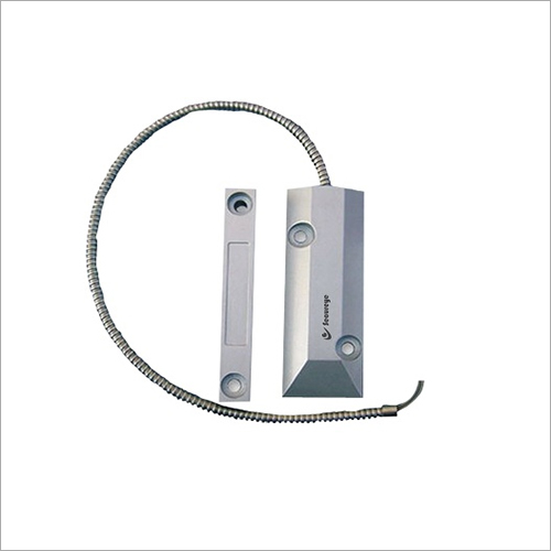 Wired Scroll Steel Door Magnetic Contact