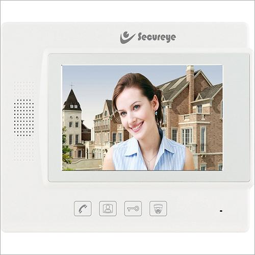 Color LCD Display Video Door Phone