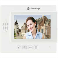 Color LCD Display Video Door Phone