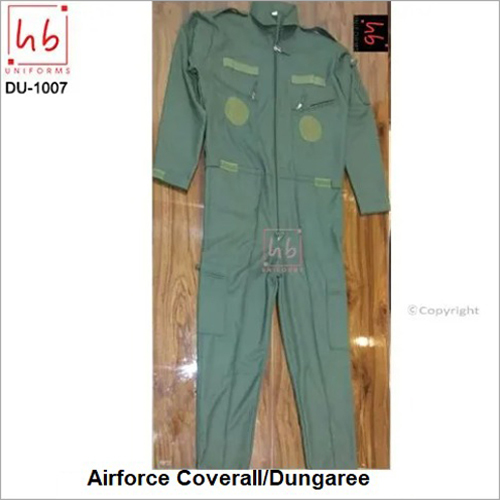 Airforce Coverall-Dungaree