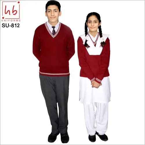 Winter School Uniform
