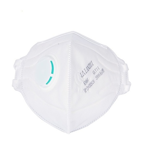 Disposable Protective Mask With Valve