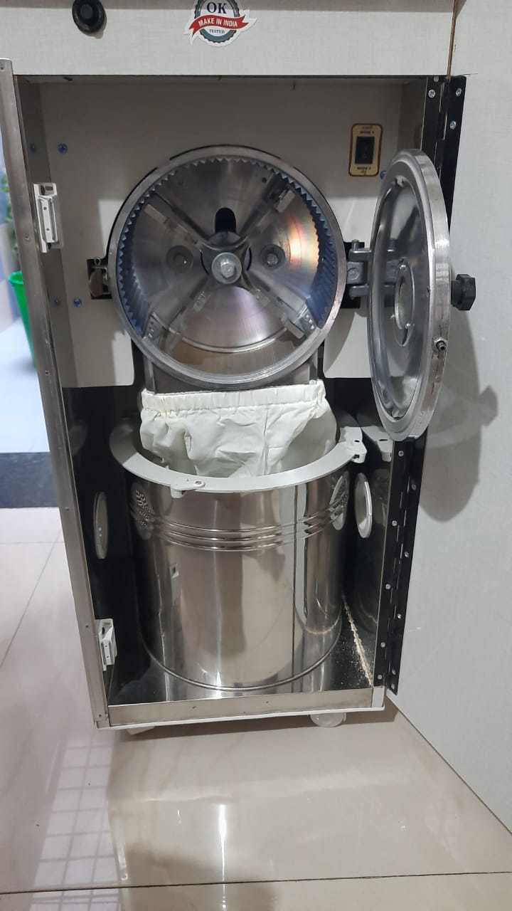 DOMESTIC FLOUR MILL AUTOMATIC