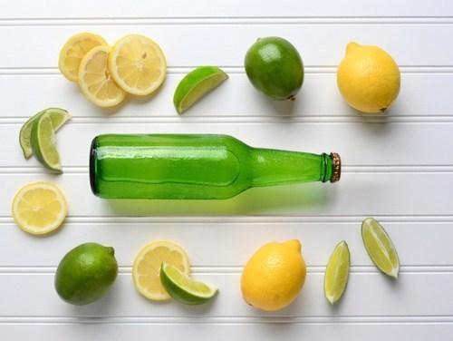 Clear Lemon Flavour
