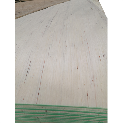 White Recon Grade C-1 Wood Veneer