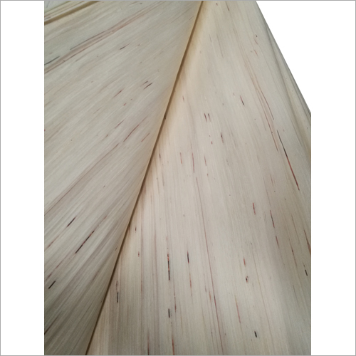 White Recon Grade C-3 Wood Veneer
