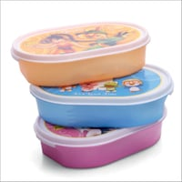 Oval 500 Lunch Box