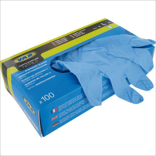 Var Nitrile Gloves