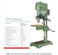 Pillar Drill Machine 38 MM