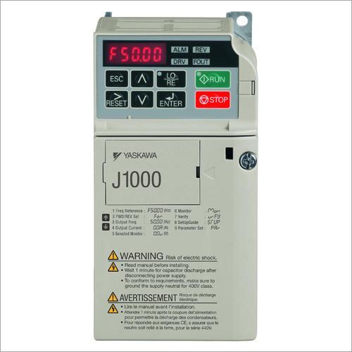 Yaskawa Compact Variable Frequency Drive