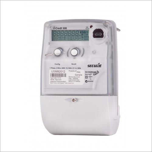 Secure I-Credit 500 Modular Single Phase Smart Meter