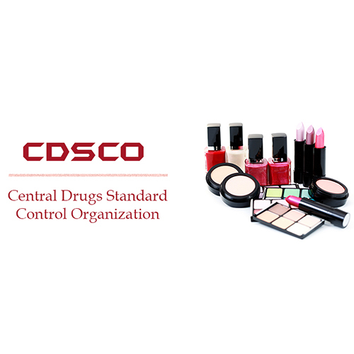 CDSCO Approval for Cosmetic