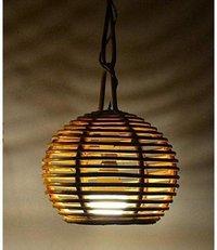 Handmade Bamboo Lamps