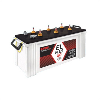 EL Plus Premium Tubular Battery
