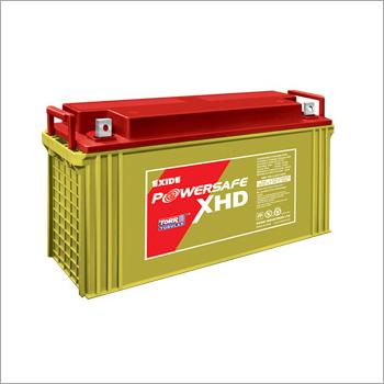 Tubular Gel VRLA EXIDE Powersafe XHD Battery