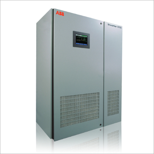 ABB 10 kVA - 112.5 kVA Single Phase Static Switch System