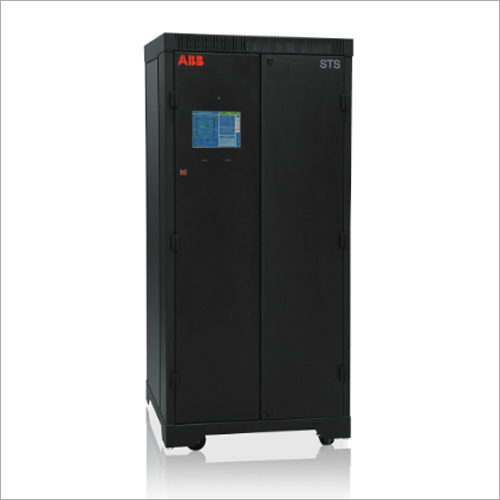 ABB 200 - 1200A Digital Static Transfer Switch
