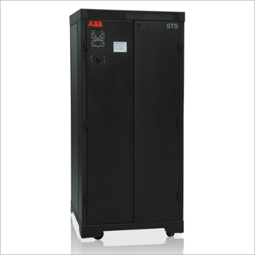 ABB 200 - 4000A Digital Static Transfer Switch