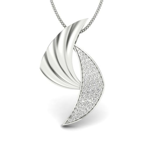 Daily wear silver Pendant
