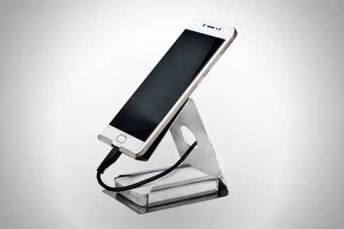 Stainless steel Mobile Stand